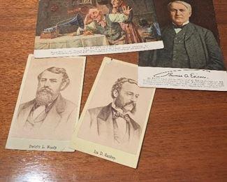 Postcards & Paper