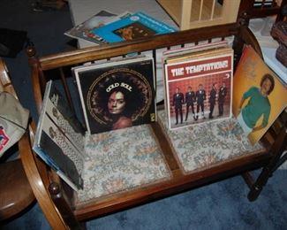 Vintage records, LPs Albums
