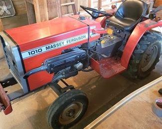 Massey Ferguson 1010 tractor