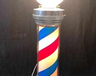 William Marvy Co Barber Shop Pole