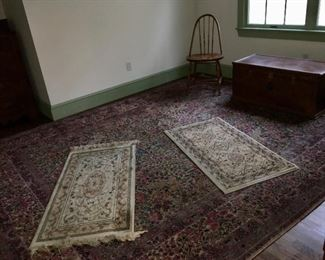 3 more rugs. More rugs in all sizes