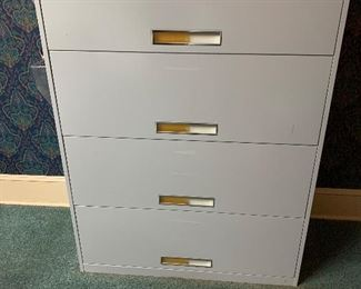 Cole Lateral File Cabinet-we have a pair