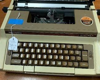 Vintage Electric Typewriter