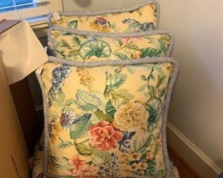 Custom Bedding and Pillows