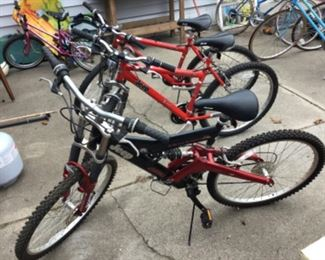 Like new Jeep Bicycles