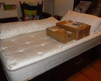 Twin Sleep Number Bed