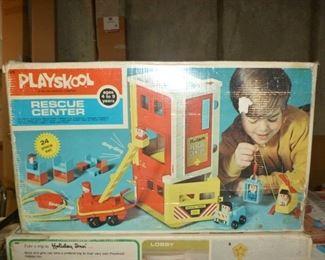 More Playskool