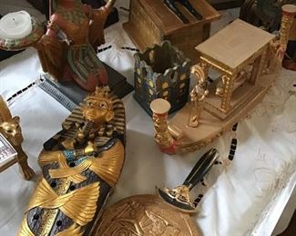 Part of Egyptian home decor collection