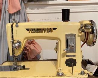 Kingston Window-Matic sewing machine