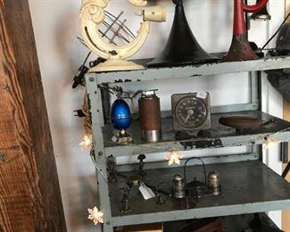 Cameras, metalware, collectibles