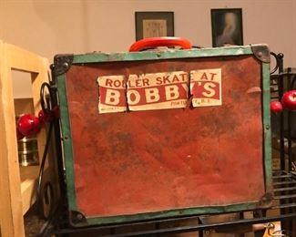 Rollerskate case