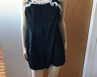 Mannequin, vintage bathing suit