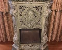 Antique ceramic furnace