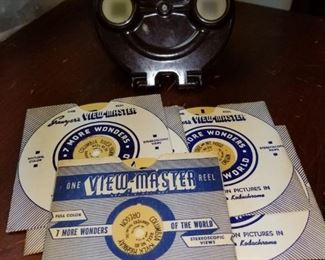View master and slides