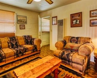 Bunk house  couch set