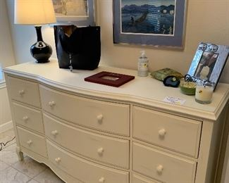 Pottery Barn Dresser. Excellent condition.