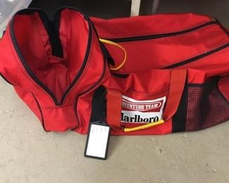 Marlboro duffel bag
