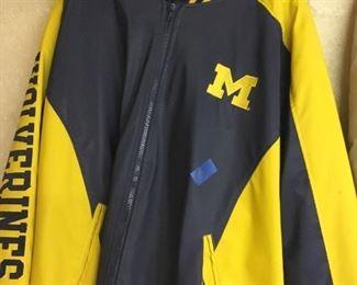 Michigan Wolverines apparel