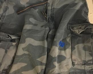camouflage hunting apparel