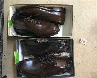 NIB Mens dress shoes
