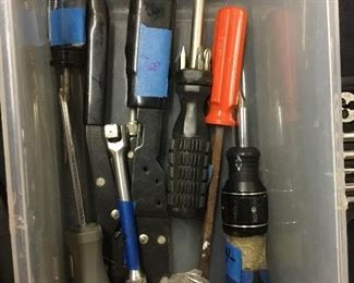 Hand tools & hardware