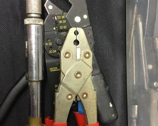 Wrenches & pliers