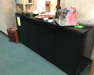 MCM bar and barware