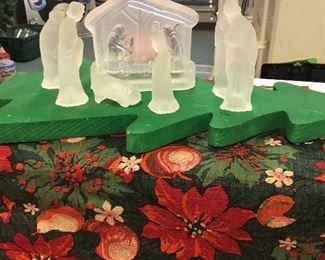 Nativity sets