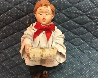 Choir Boy figurines