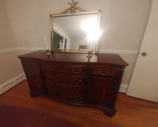 Sideboard included in dining room set