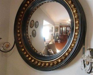 bullet mirror