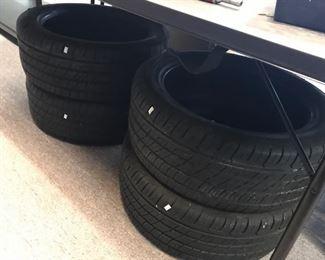 "18"" set of tires"