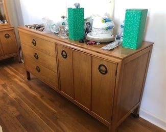 MCM Dining room set by Century
