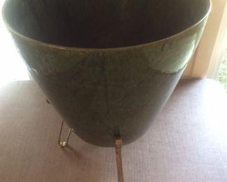 large Haeger pot