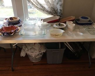 Cookware and serving ware