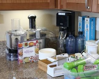 Small appliances and supplies