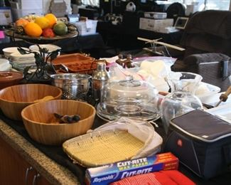 Dishes and more