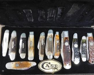 Sample of 200+ Knives That Will Be In Auction