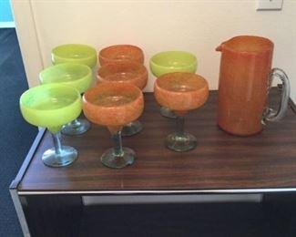 Margarita Pitcher and Glasses https://ctbids.com/#!/description/share/294840