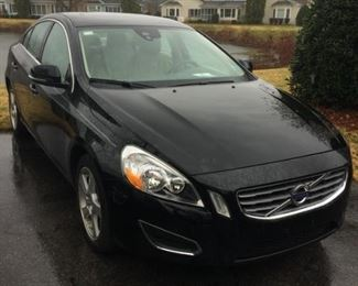 2012 Volvo S60 TS Sedan 4D. 22,580 Miles. Asking $7,000.00 or make an offer.