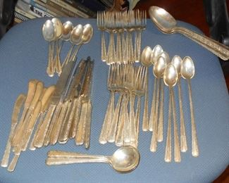 """STERLING TOWLE FLATWARE, """"CANDLELIGHT"""""""