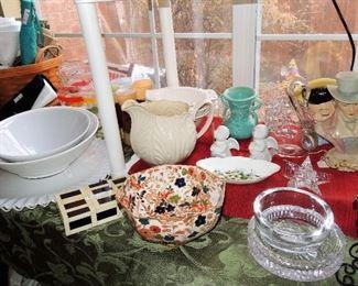 Lenox, Waterford, Head vases