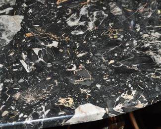 Spectacular marble top!