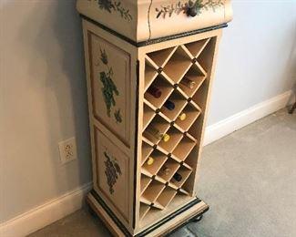 Wine Rack Cabinet $ 98.00