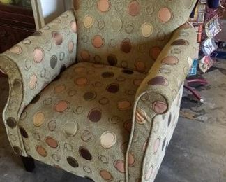 Furniture Upholstered Chair