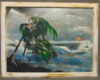 Original Florida Highwayman Paintings by Michael Sears