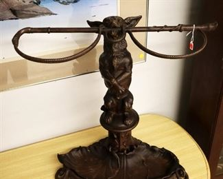 Cast Iron Victorian Umbrella Stand