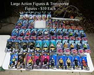 1 Large Action Figures