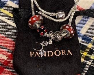 Mickey Pandora charm
