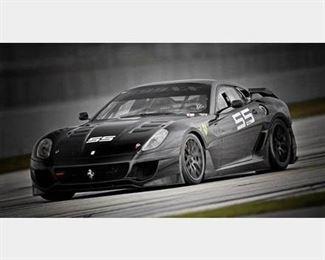 2011 Ferrari 599xx